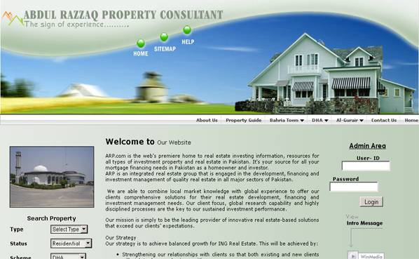 ARP-Property Consultants by future technologies