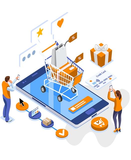 amazon website development